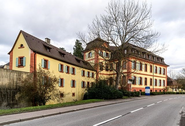 Malteserschloss in Heitersheim